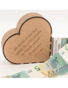 Caja para Regalar Dinero