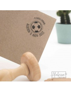 Sello Comunión Fútbol