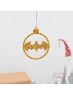 Bola de Navidad Batman en...