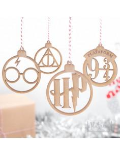 Bolas de Navidad Harry...