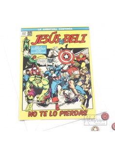 Invitación Boda Comic