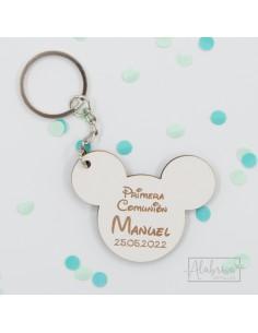 Llavero Mickey...