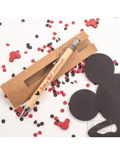 Bolígrafo Kraft Mickey...